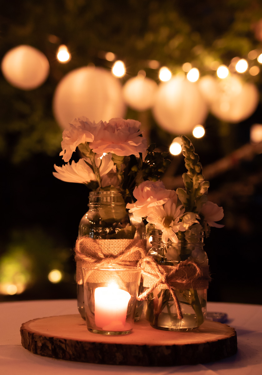 Rustic Summer Party Ideas